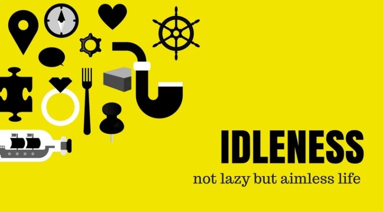 Idleness (1)